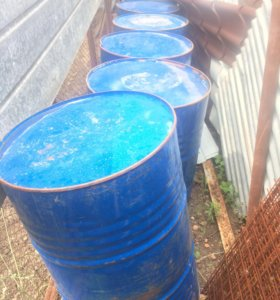 Бочки 200 литров