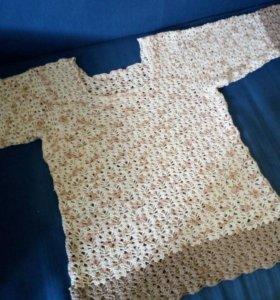 Пуловер,44 размер