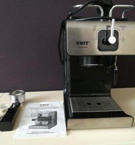 Кофеварка UNIT UCM-870