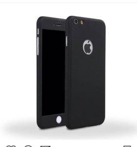 Чехол на 6-7 iPhone 360 градусов