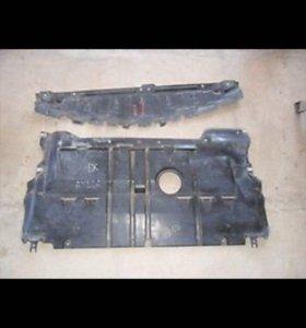 Mazda 3 bk защита двиг