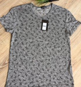 Новая футболка 54