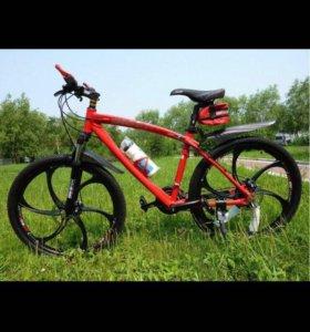 Велосипед BMW, MERCEDES-BENZ, LAND ROVER