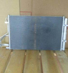 Радиатор кандиционера Kia Ceed 12-16