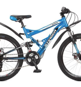 Велосипед 24 Stinger VERSUS D 21ск