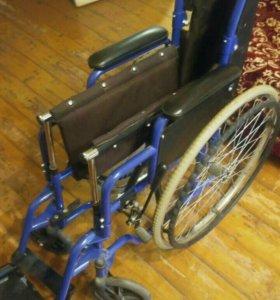 Коляска для инвалидов новая