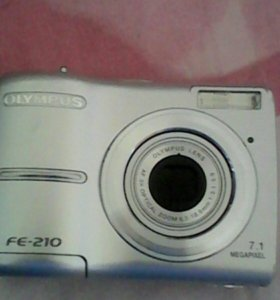 Олимпус фотоаппарат