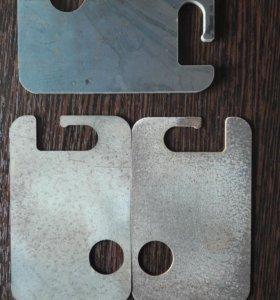 Проставки дверных петлей VW-Q7