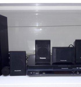 Домашний кинотеатр Panasonic SC-PT160