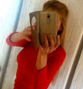 Платье красное 42р