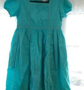 Платье для девочки р.140