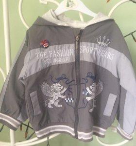 Ветровка (куртка) для мальчика