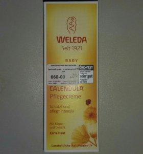 Крем детский WELEDA