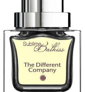 Sublime Balkiss The Different Company разливные ду