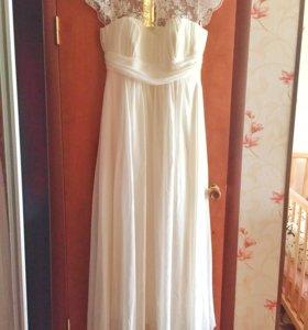 Свадебное, коктельное, нарядное платье