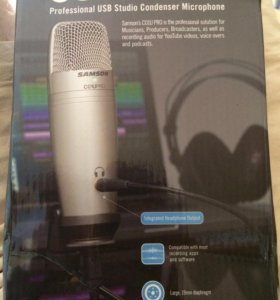 Микрофон C01U PRO