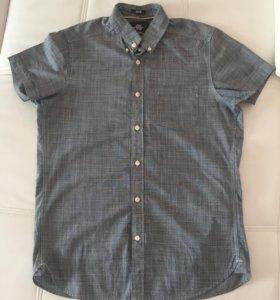 Мужская рубашка Н&М