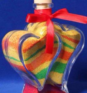 Бутылка для свадебной церемонии