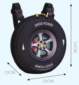 Рюкзак-колесо