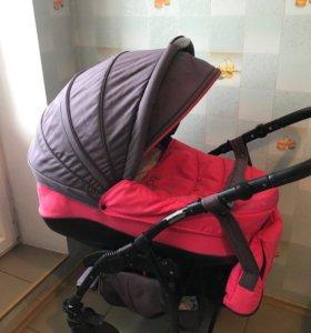 Детская коляска 3 в 1 tutis zippy