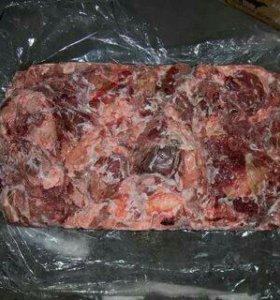 Мясо для собак.