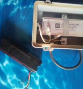 Блок питания для прожектора  светодиодный