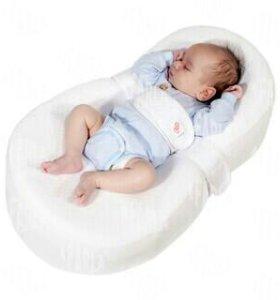 Кокон люлька для новорожденных