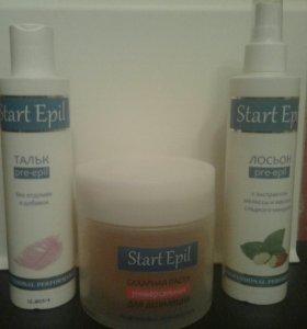 Шугаринг(сахарная паста) Start Epil