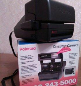 Polaroid Camera One Step Close Up