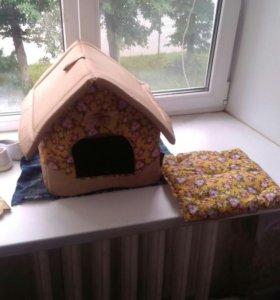Продам домик для собачки или котика.