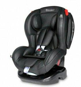 Welldon NEW Royal Baby2 SA&CM Black (0-25 кг)