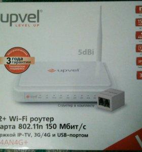 ADSL2+WI-FI РОУТЕР