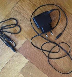 Зарядка + переходник для Nokia