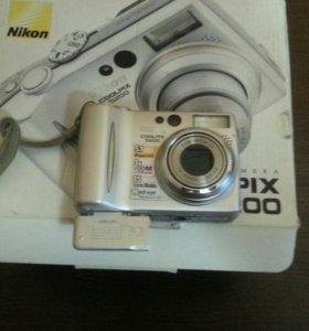 Nicon coolpix 5200