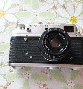 Фотоаппарат zorki-4