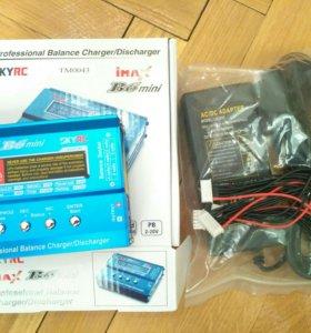 зарядное устройство skyrc imax b6 mini +3 бонуса