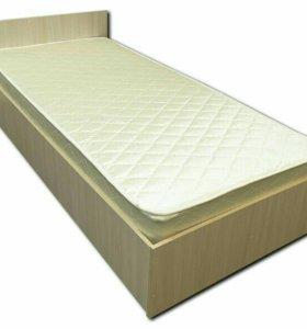 Кровать Милена с матрасом