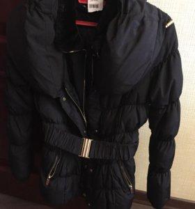 Куртка зимняя bershka