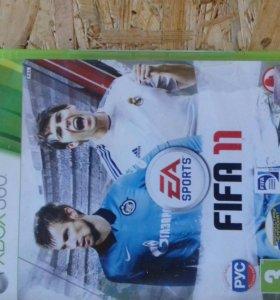 Fifa11 на Xbox 360