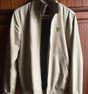 Куртка Lyle&Scott Harrington Jacket Dark Sand