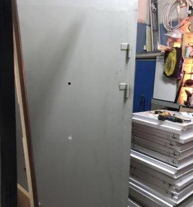 Дверь металлическая новая
