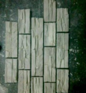 Изготовление декоративной плитки, кирпича, колонн.
