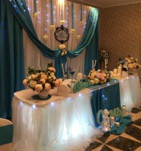 Оформление Свадьбы. Свадебный декор