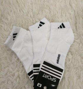 Adidas новые носки мужские 40-45