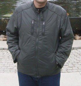 Куртка мужская (54 р-р) на весну-осень