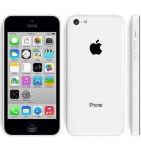Айфон 5c 8gb белый