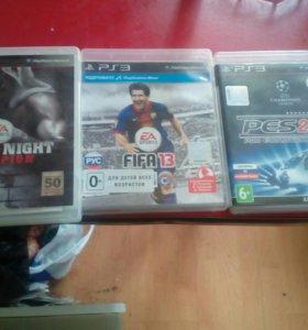 Продам диски для PS3
