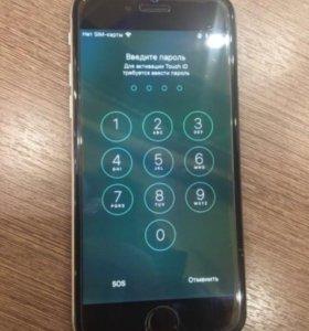 iPhone 6 , 16 гб