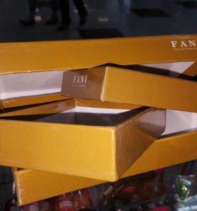 Коробочки для упаковки.