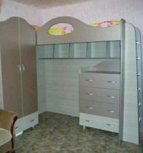 Мебель в детскую комнату.